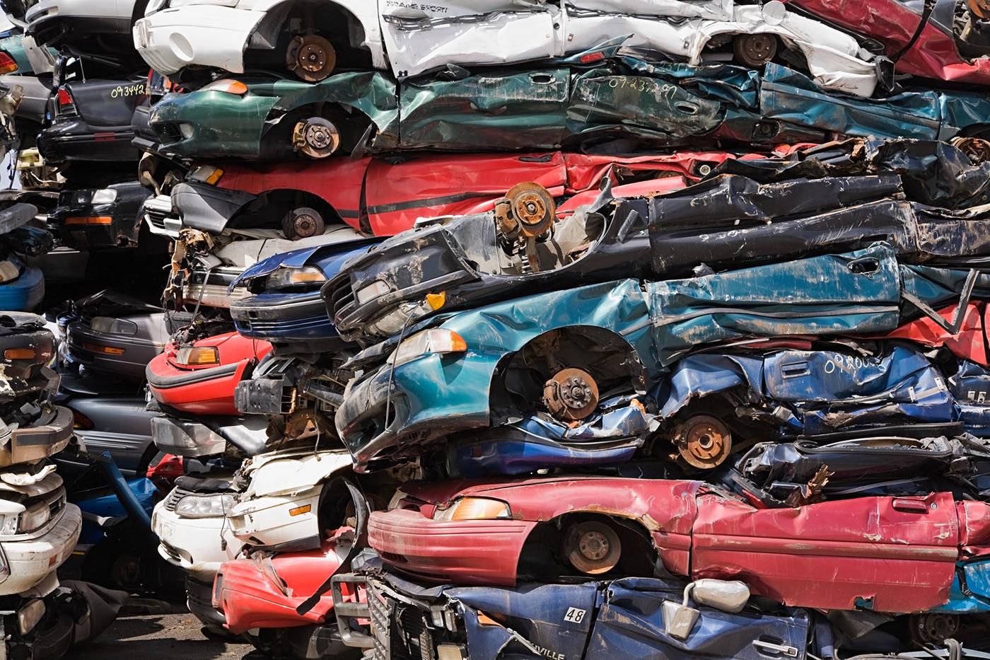 光辉代理四部门发文:到2023年汽车可回收利用率达到95%