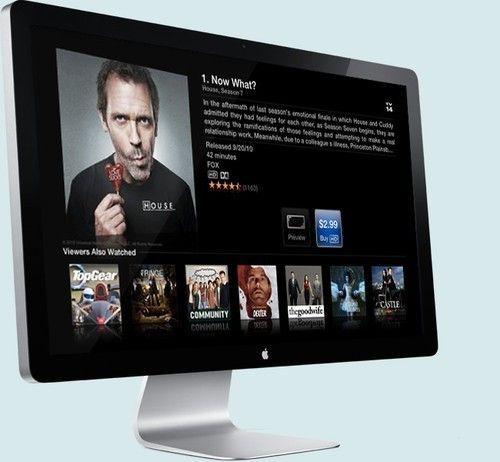 苹果与流媒体服务商谈判 希望植入电视图片