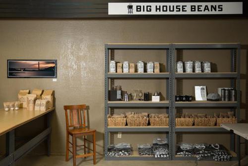 咖啡馆Big House Beans