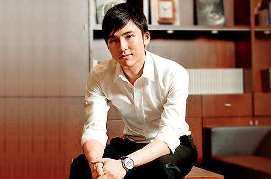 中国最帅的富二代_弘德论坛议事厅中国最帅和尚拒当富二代女婿