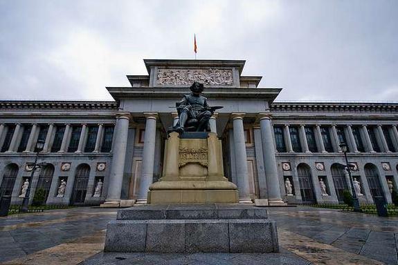 西班牙普拉多美术馆图片