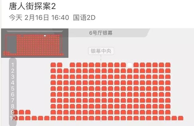 五线小县城大年初一观影记:我被早上8点的电影院吓到了!