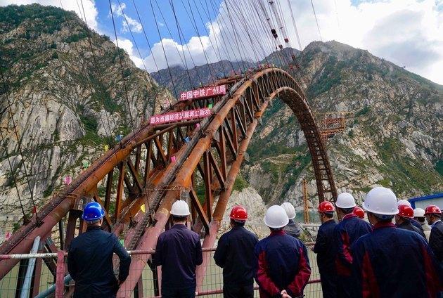 中央财经委定调:全面启动川藏铁路规划建设