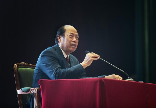 杨国强看好中国经济前景  重构碧桂园商业版图