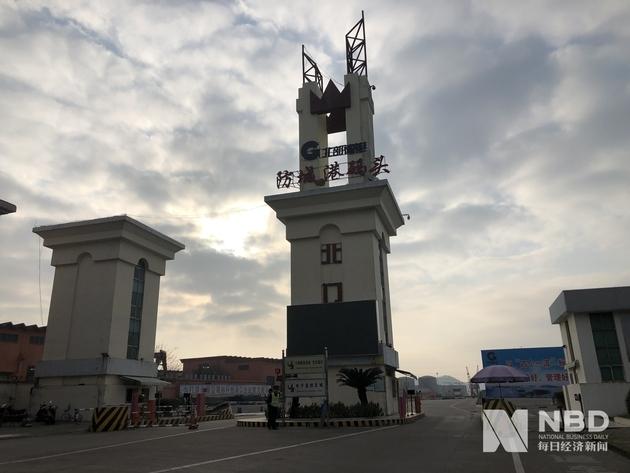 防城港码头 吴林静 摄
