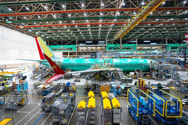 埃航空难一个月后的波音:市值蒸发逾2000亿元、737MAX整月无订