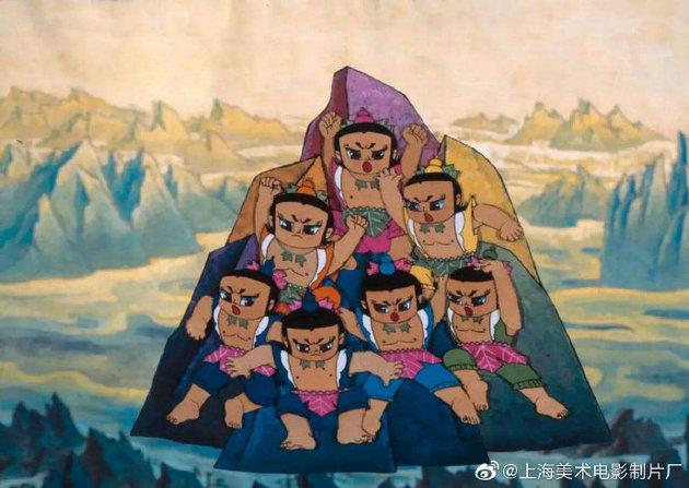 圖片來源:上海美術電影制片廠