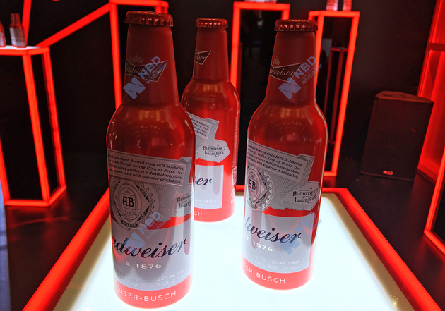 啤酒业走出低迷百威英博却有新压力 竞争对手正发力高端战场   _法国新闻_法国中文网
