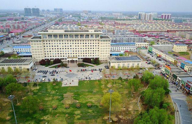 雄安新区 图片来源:视觉中国(资料图片)