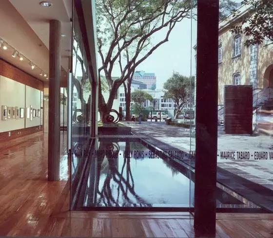 墨西哥驻法国大使馆改造项目 图片来源:desmoulin-architectures官网