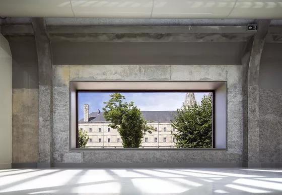 圣迈克桑莱科勒图书馆 图片来源:desmoulin-architectures官网