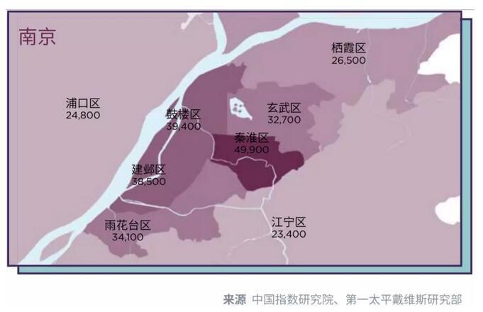南京部分区域的限购政策放宽 为啥要放松这里的限制?