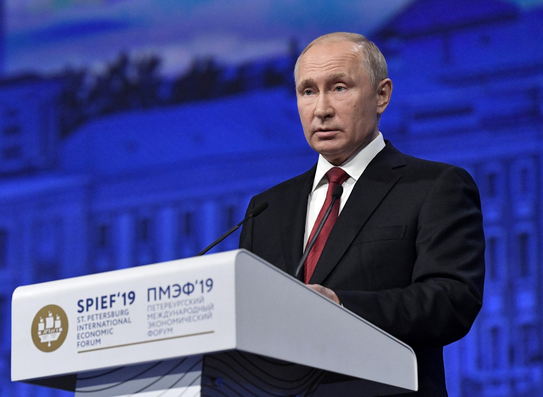 普京:在某些圈子里,美国打压华为被称作数字时代首场科技战争   _中欧新闻_欧洲中文网