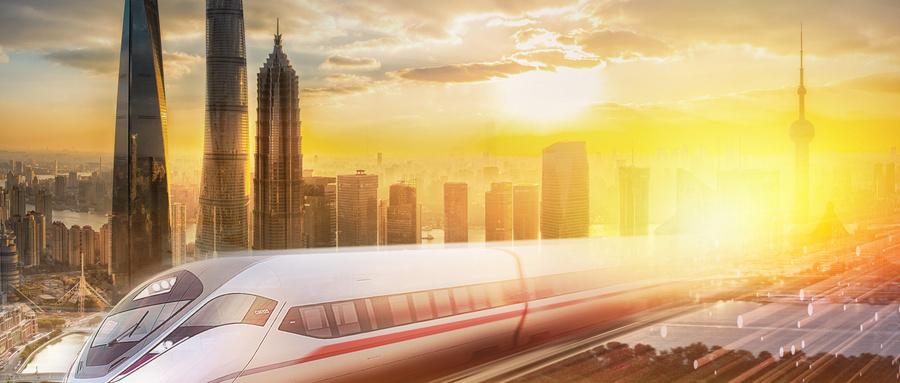 首条智能高铁京张高铁全线轨道贯通 计划年底开通运行