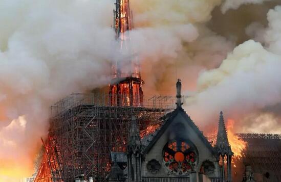 说说而已!巴黎圣母院失火2个月了,说好的8.5亿欧元捐款仅到位8000万
