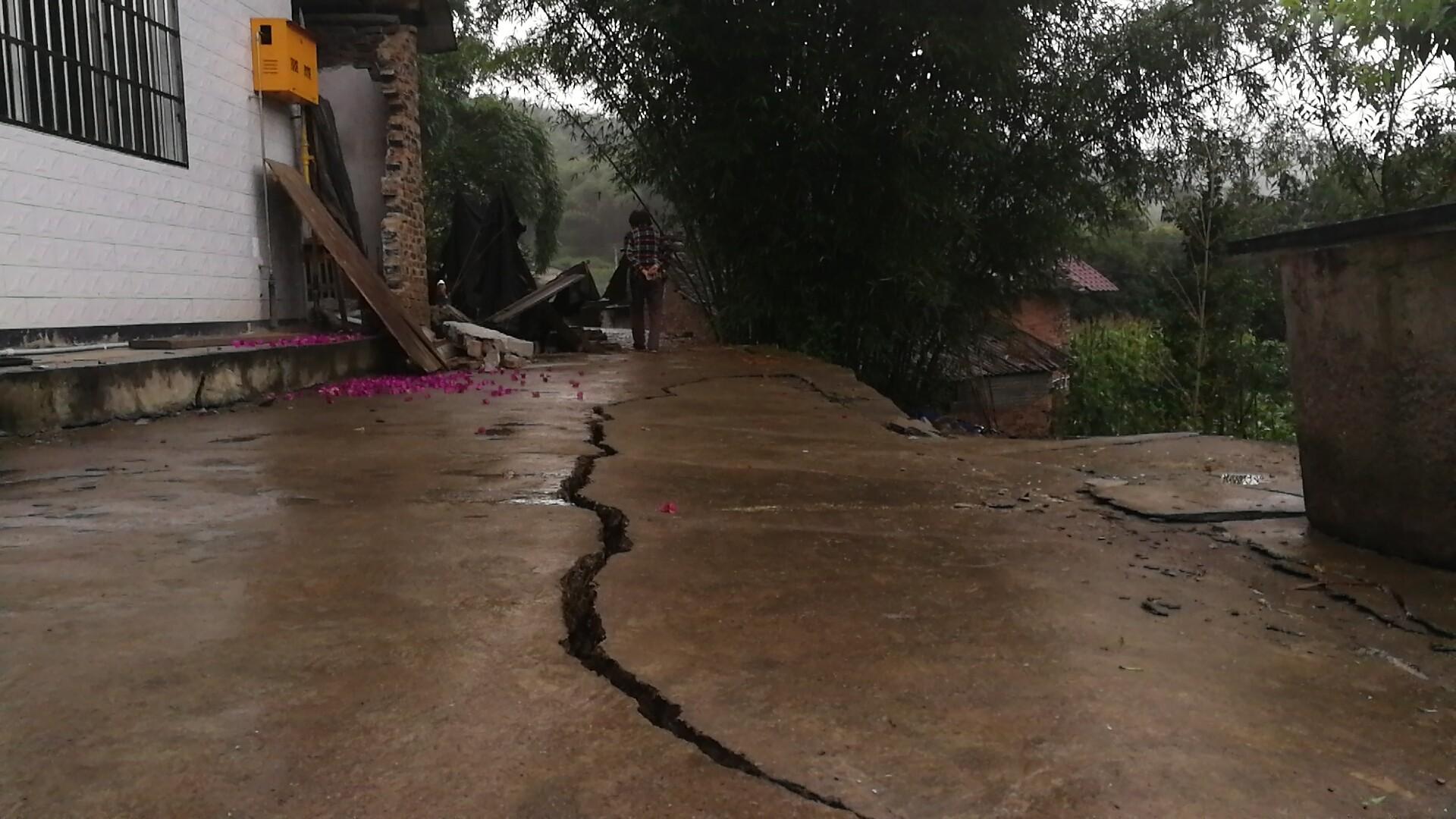 四川宜宾市长宁县发生6.0级地震 救援正在展开