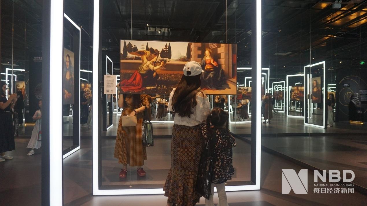 """达芬奇""""空降""""成都 见证成都国际时尚产业园诞生"""