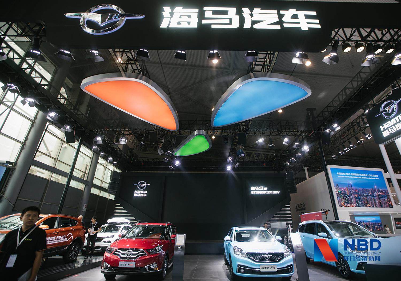 海马汽车旗下财务公司预计上半年净利润减半