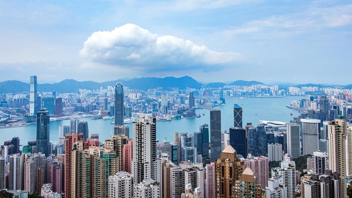 香港特区政府发言人:有团体以针对警方的口号举行集会 ,对此表示遗憾