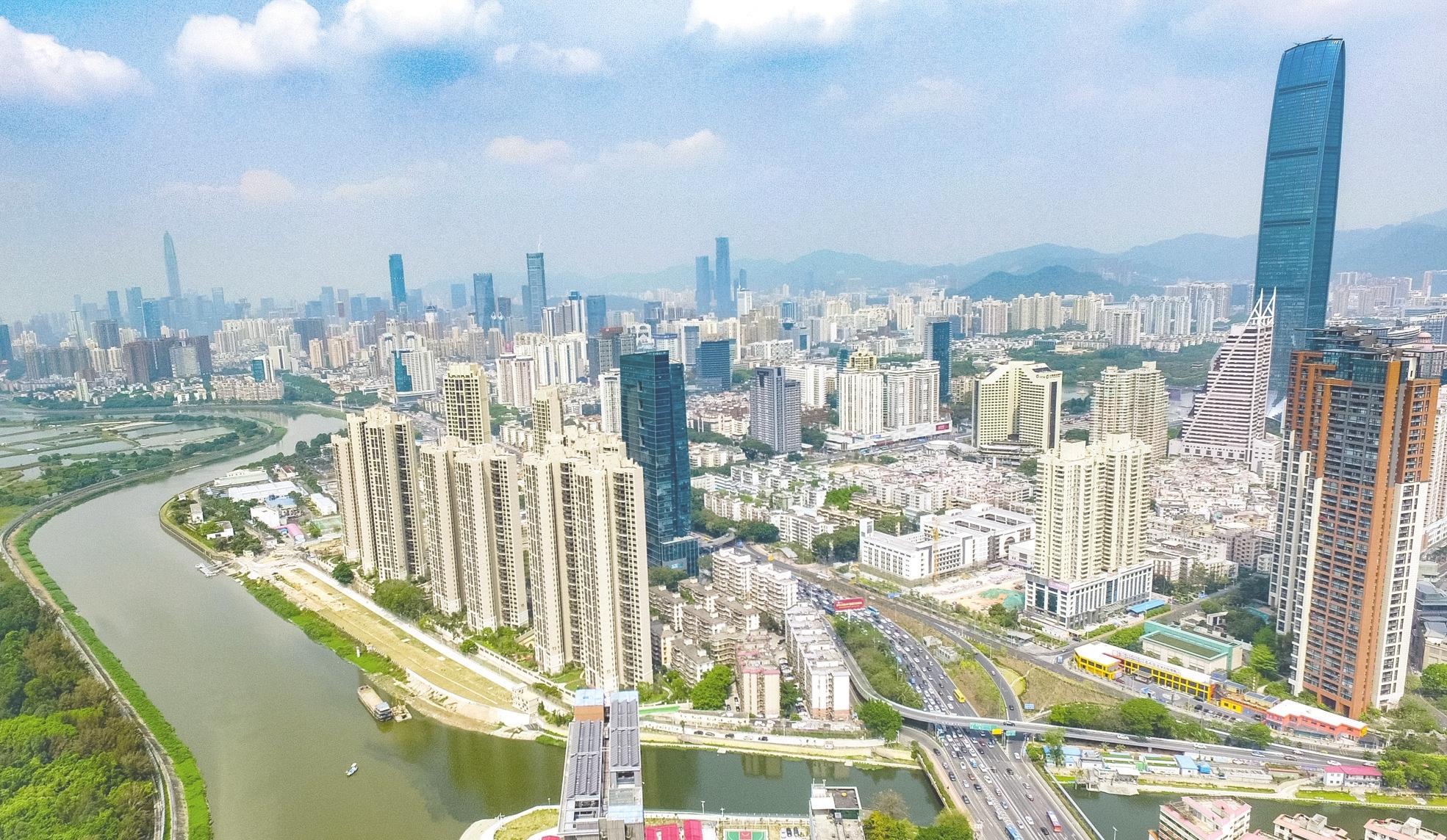 第九届中国价值地産年会今日在深圳启幕