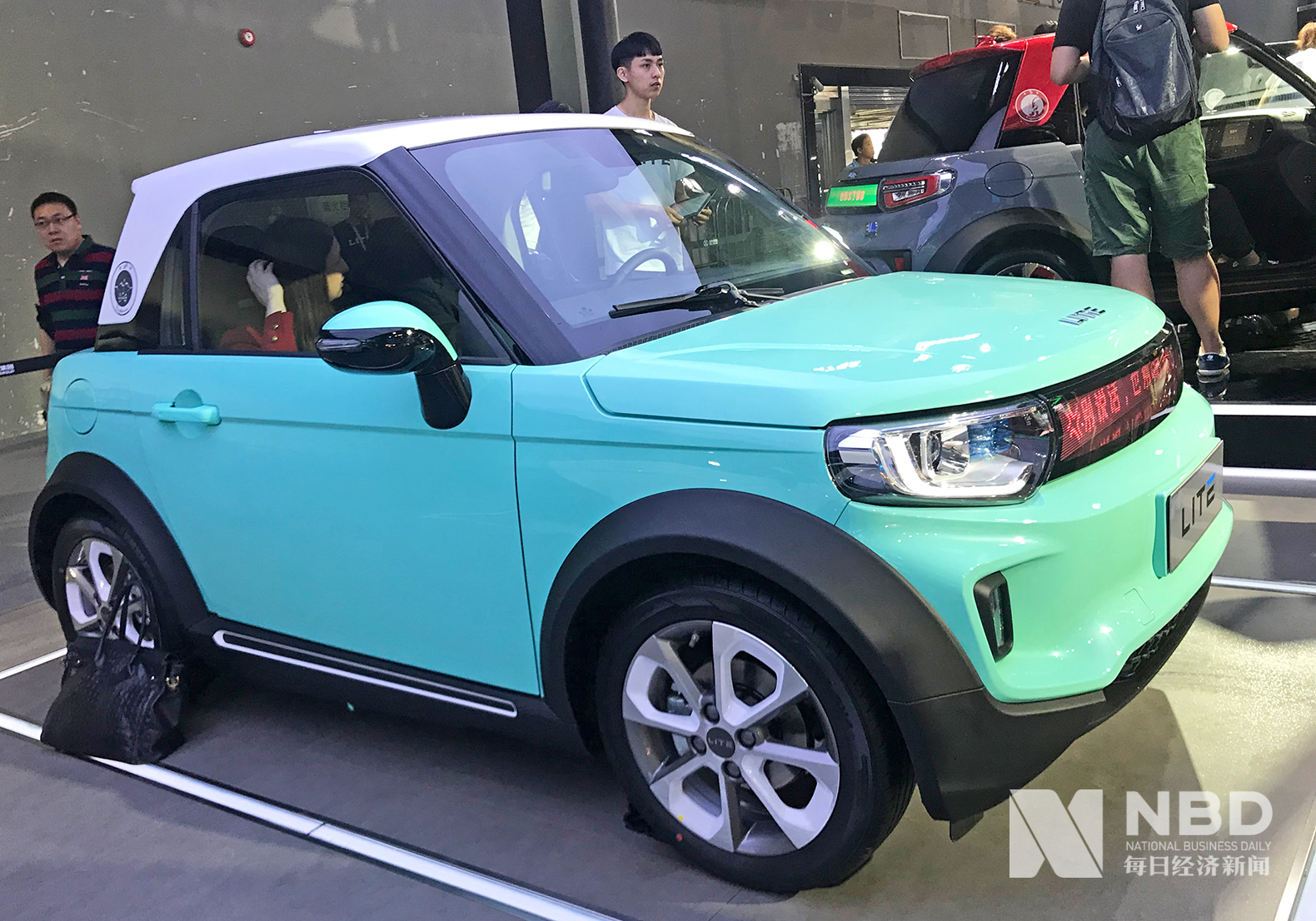 市场上热销的新能源汽车三年