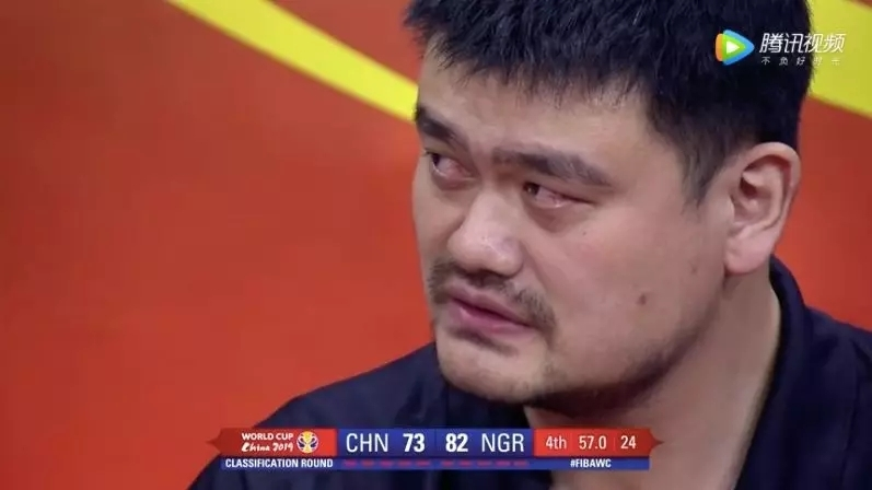 [滚动]世界杯漩涡中的姚明和他主导的中国篮球改革