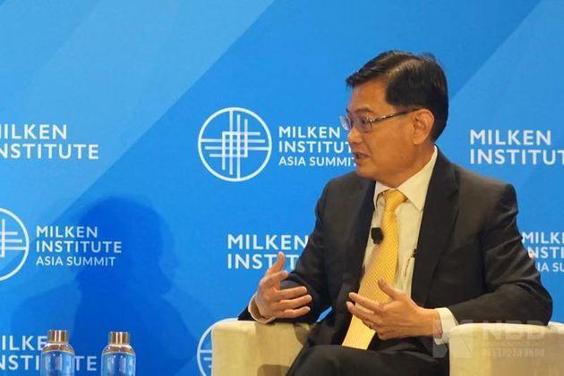 新加坡副總理王瑞杰:新加坡將加大研發投入,