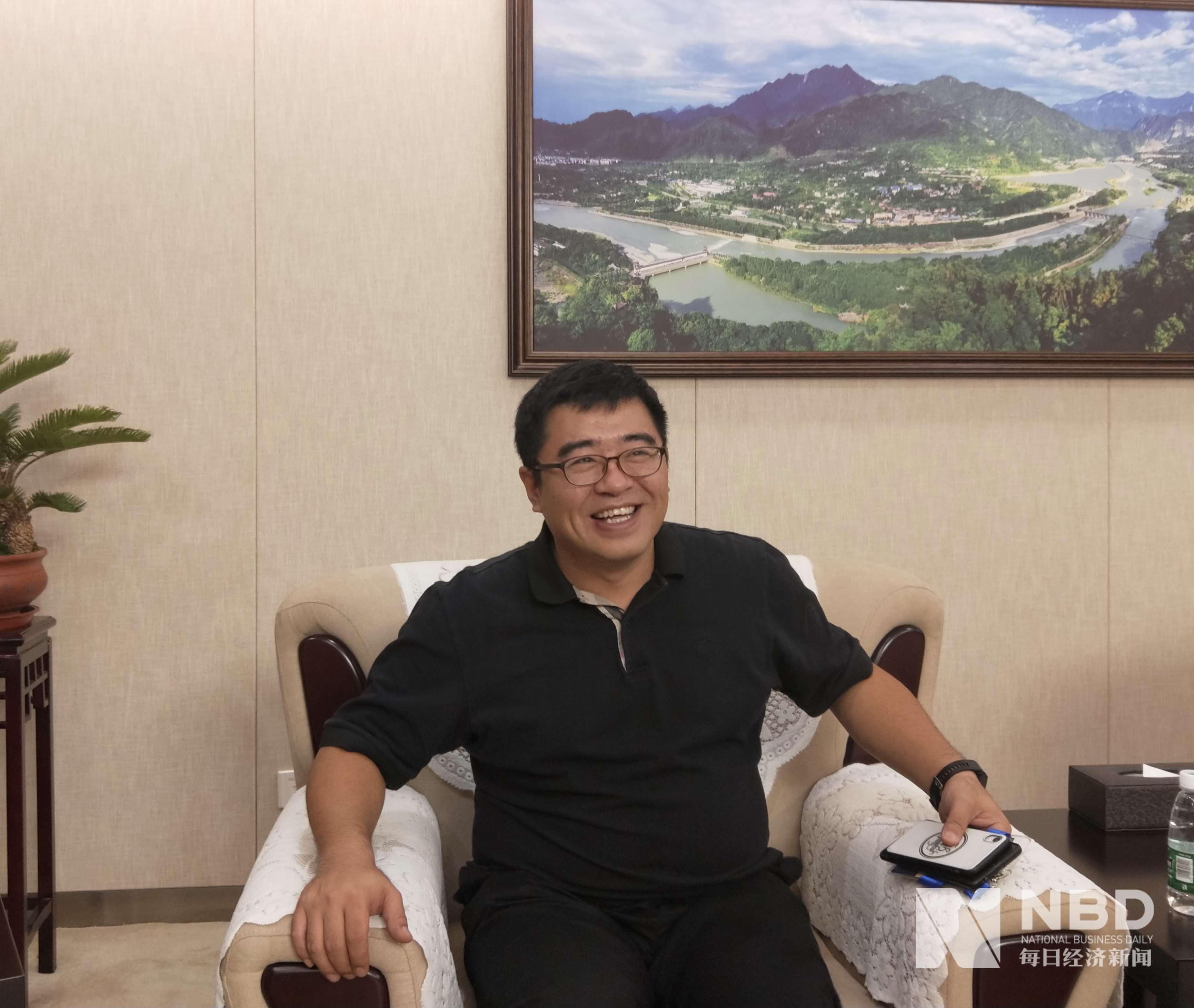 博伟智鸿董事长杨赞松:文创行业早已成为投资热点