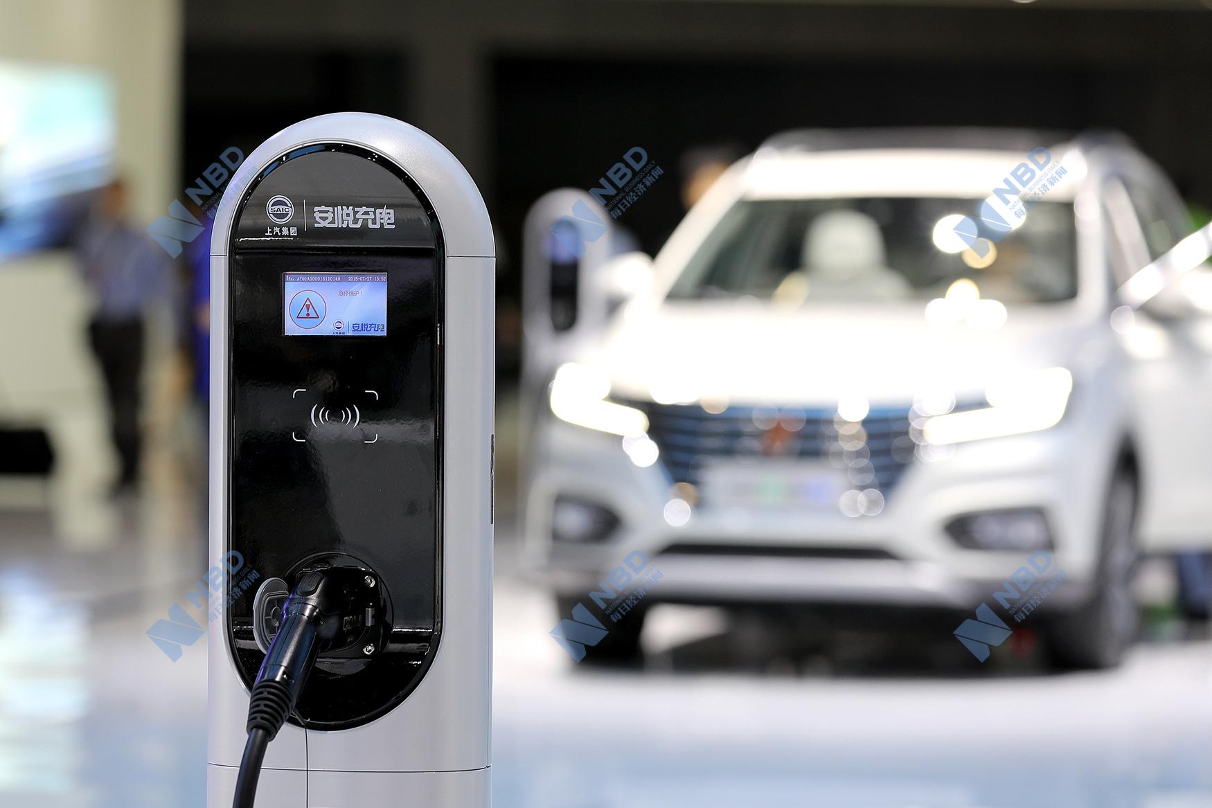 合资、自主纯电动车竞争加剧