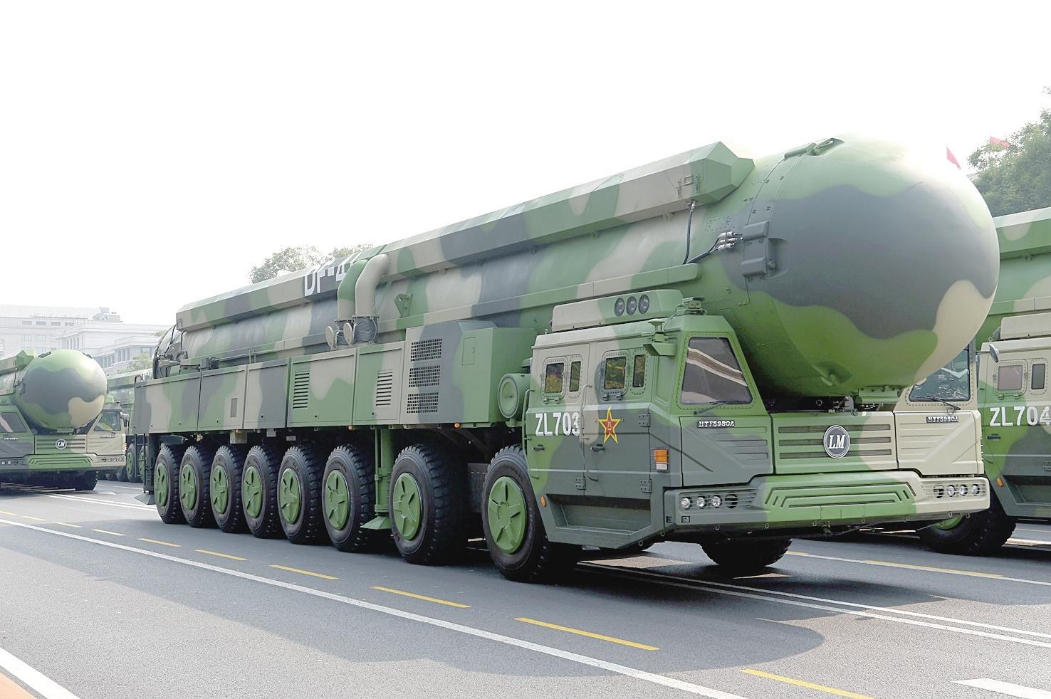 41核导弹方队:中国十大品牌茶叶我国策略核实力的国度栋梁