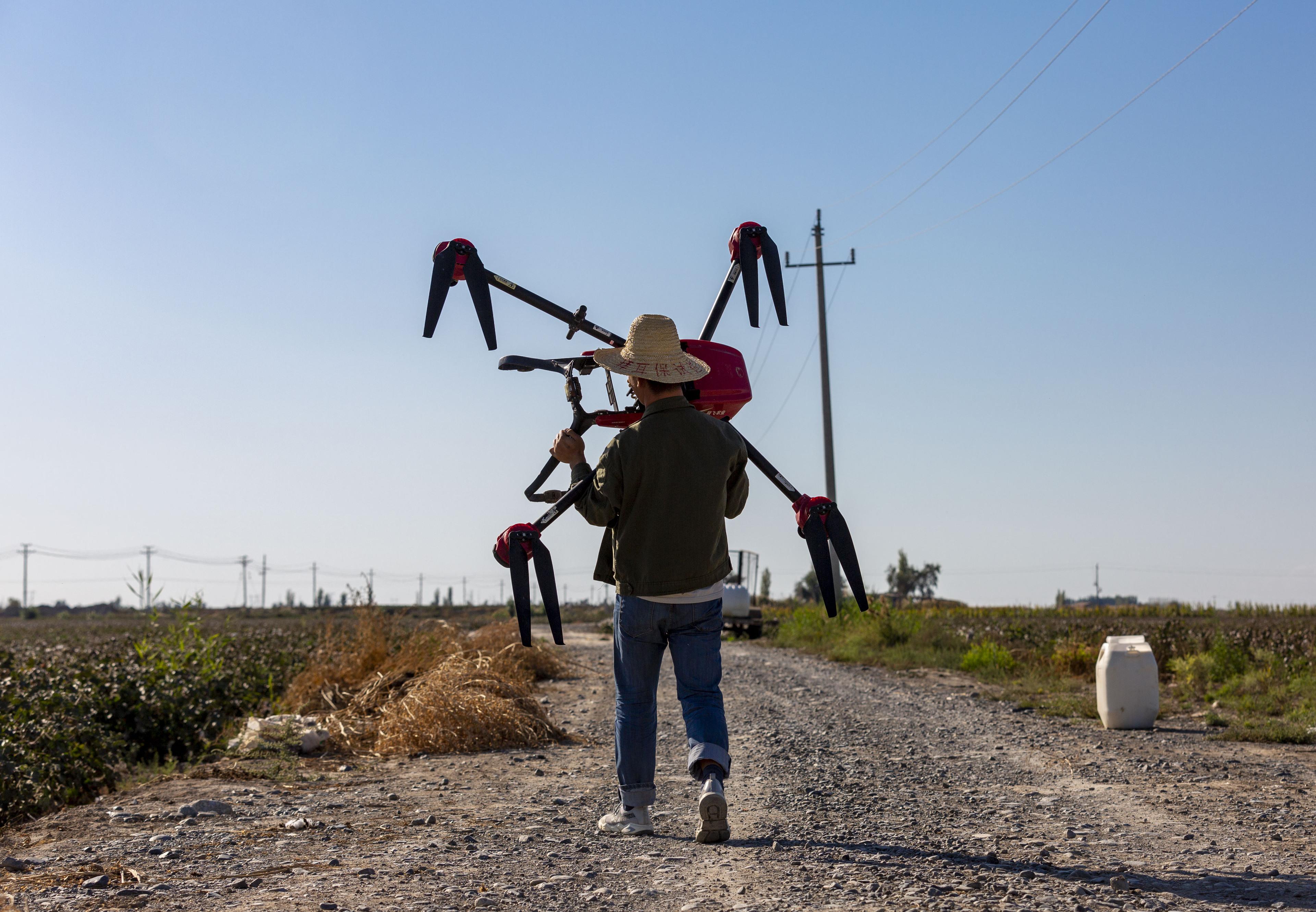 科技催生职业农民:第一批在农田