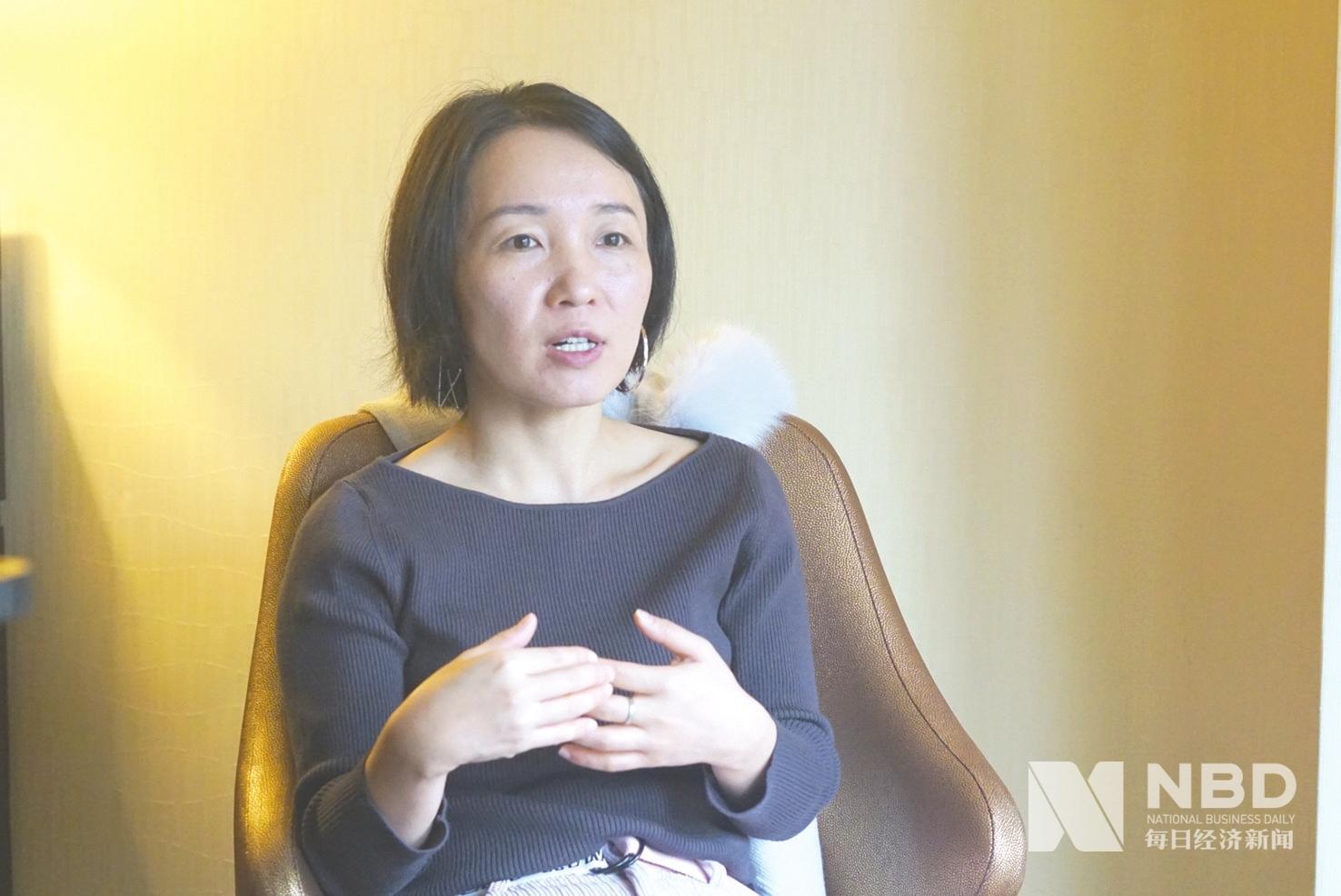 钛媒体创始人赵何娟:用大众语言讲述技术推动的新经济、新商业故事