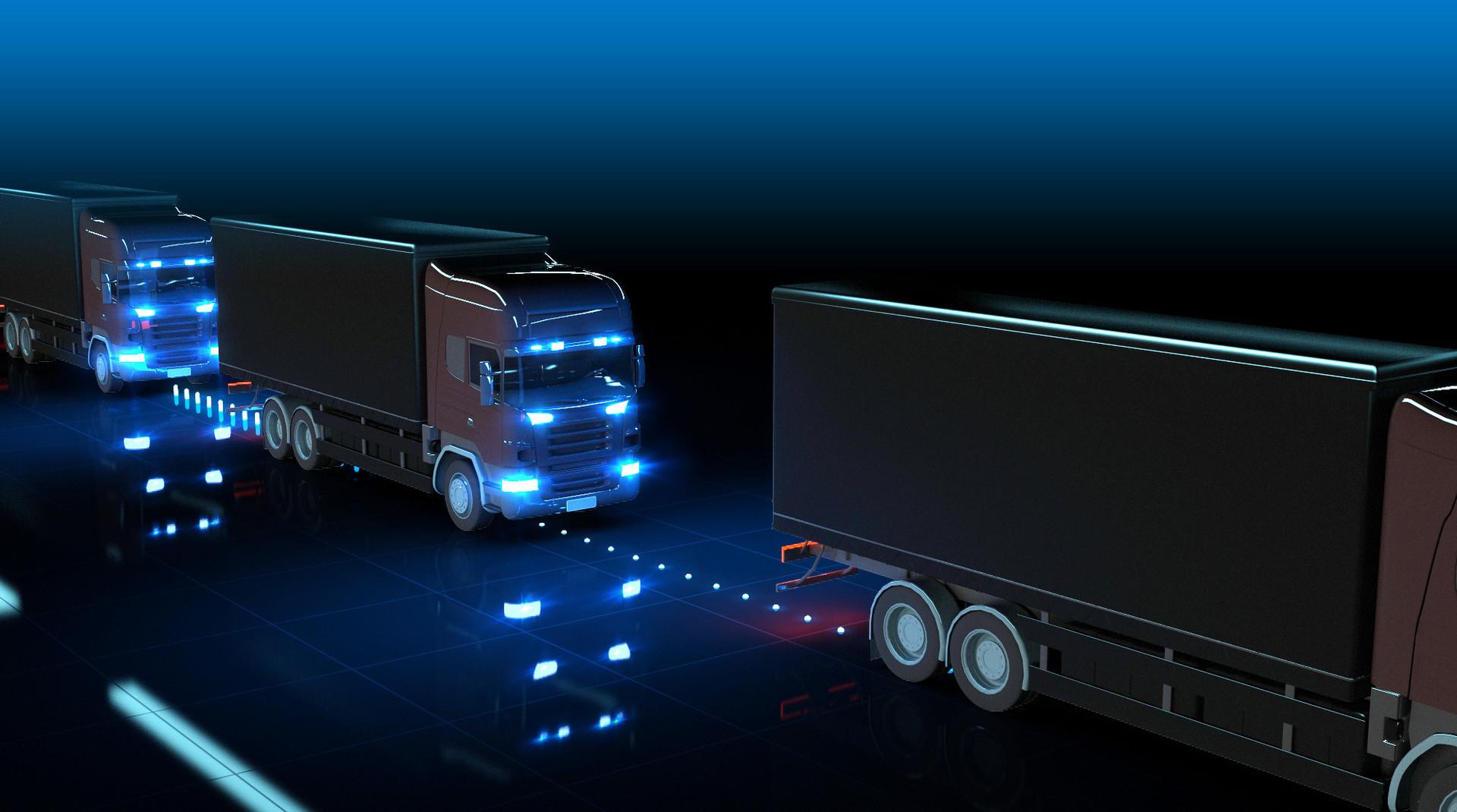 中国企业成功研制5G网络智能110吨无人驾驶矿用车