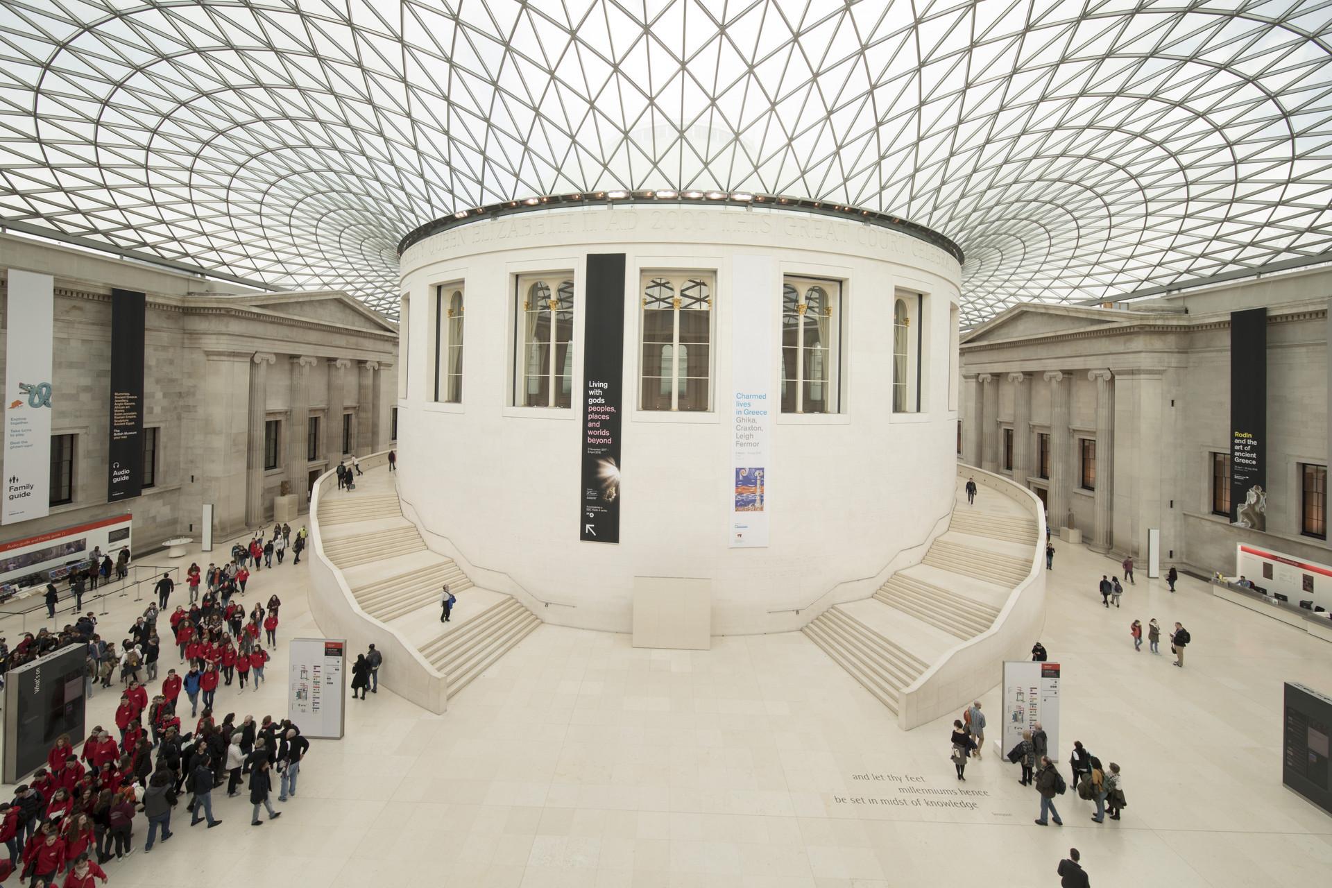 """英国法学家:大英博物馆应归还""""赃物""""(图1)"""