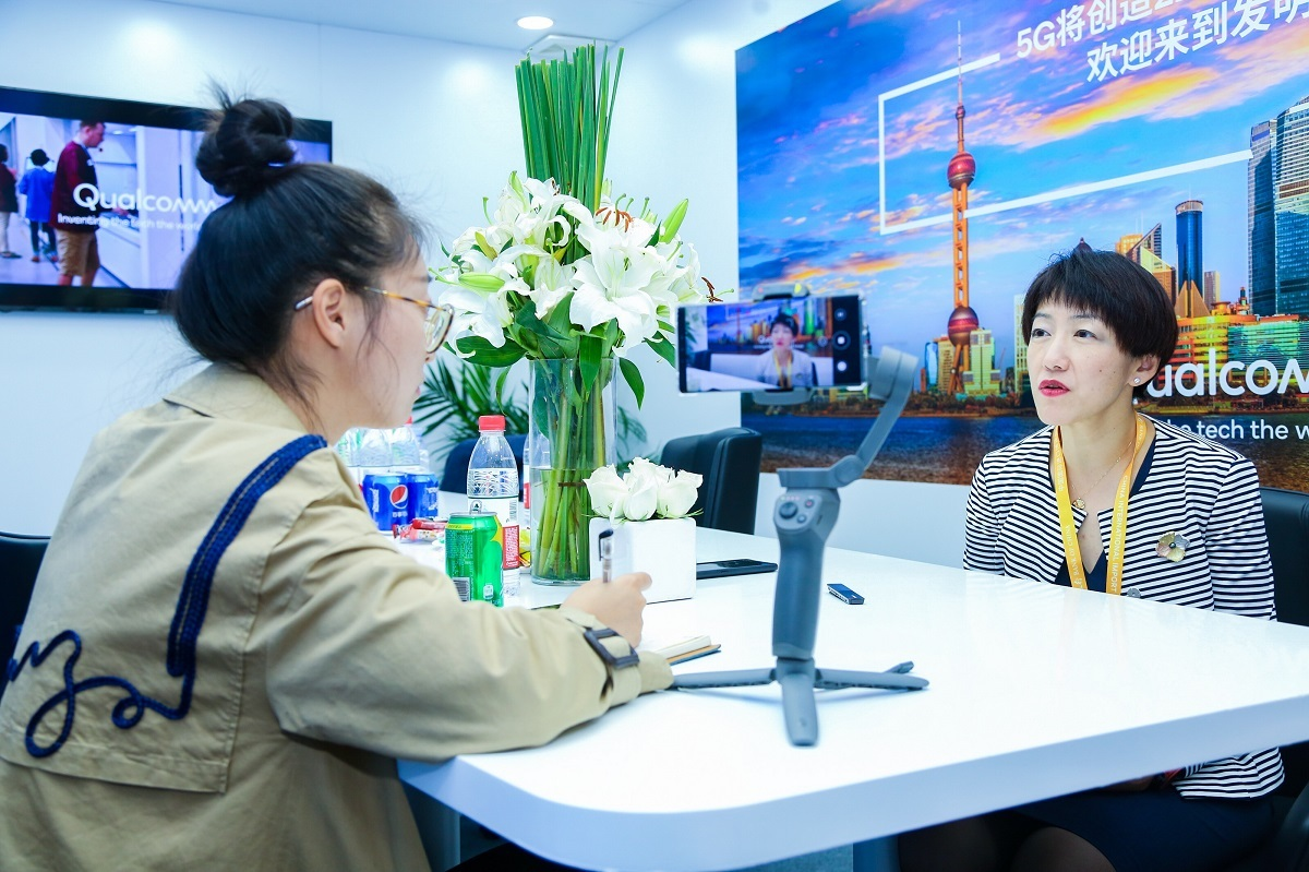 高通全球副总裁侯明娟:高通基础研发创新助力中国5G应用新创意