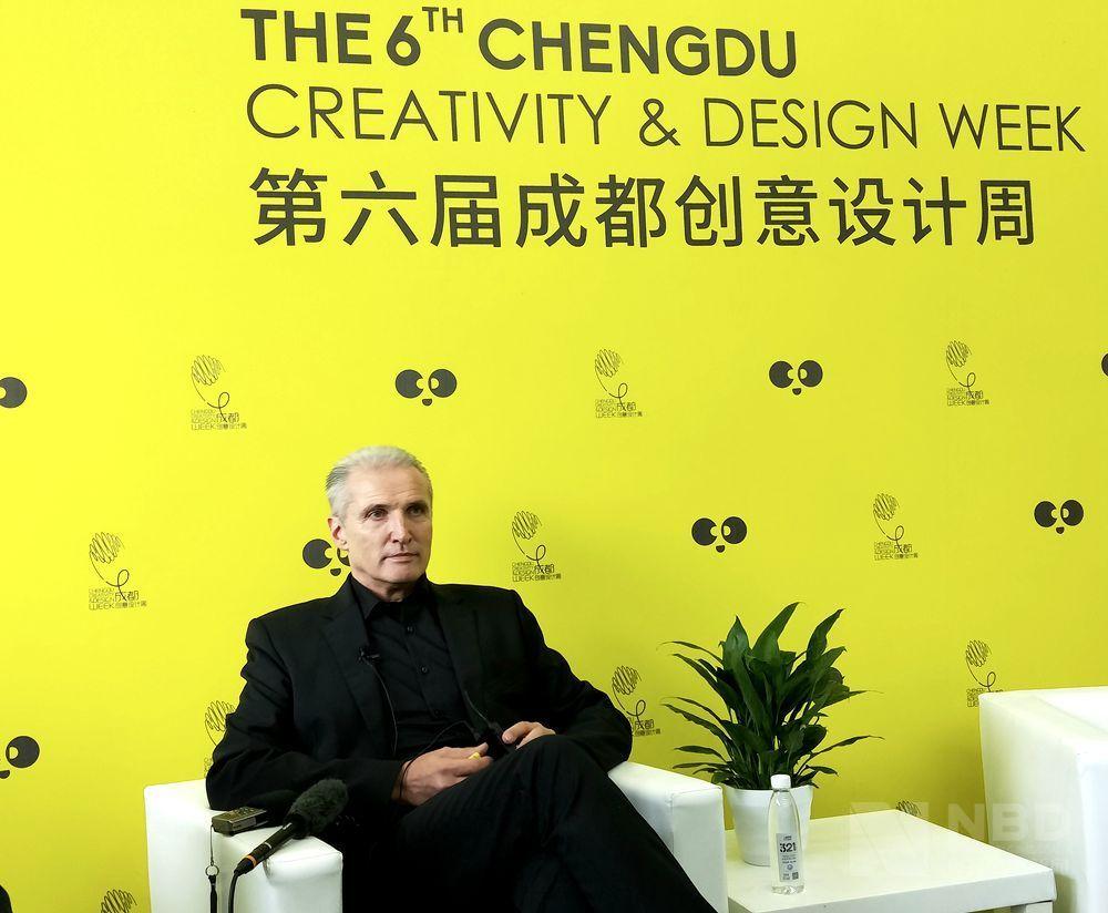 iF国际论坛设计总裁拉尔夫·维格曼:创意设计要为人服务,解决社会难题