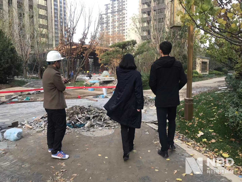 """地产营销总""""闯""""年关 泰禾北京区域营销副总刘琨:最后两月要完成50亿回款任务"""