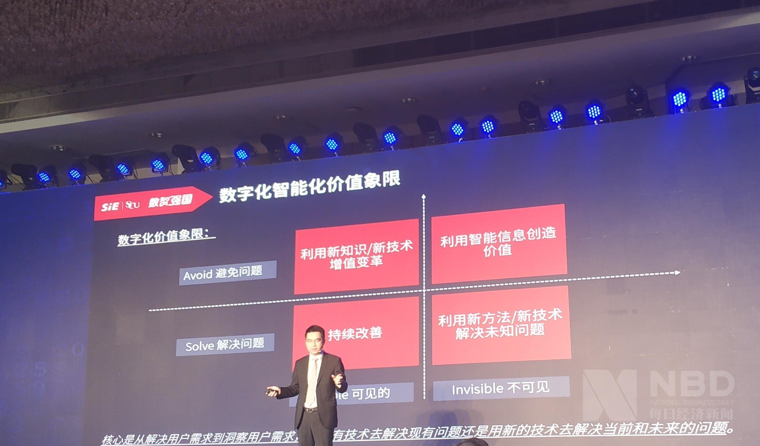 赛意信息董事长张成康:数字化转型是提升企业竞争力的重要途径