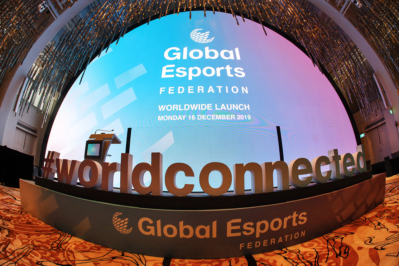 国际电子竞技联合会成立 电竞入奥脚步近了?