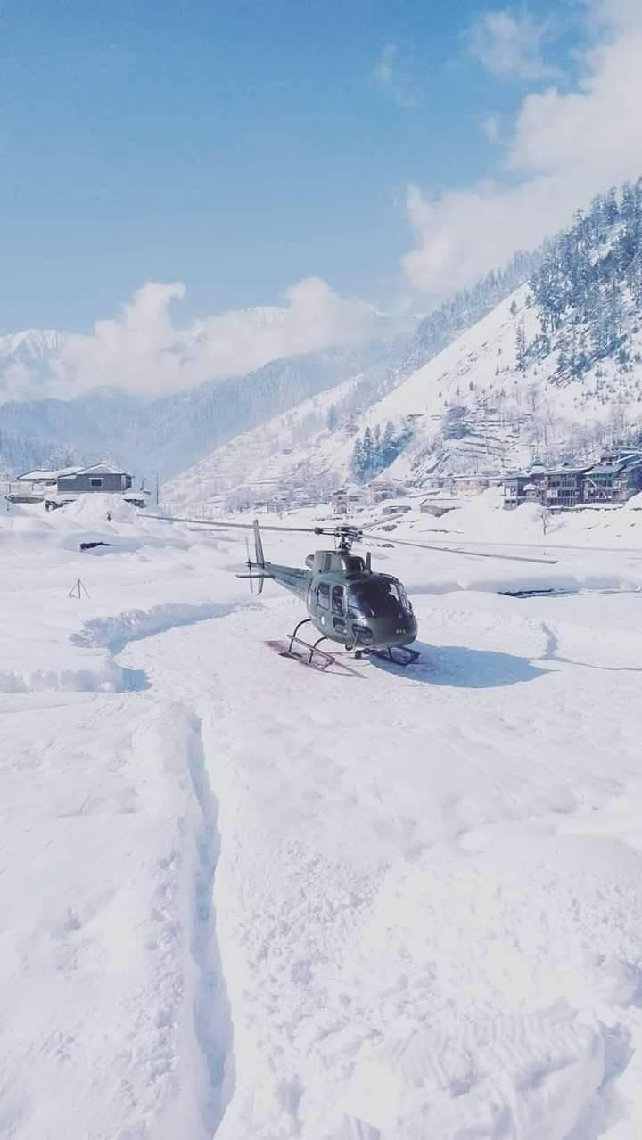 马云说未来赚钱的行业:巴控克什米尔地区遭遇严重雪崩 造成至少64人