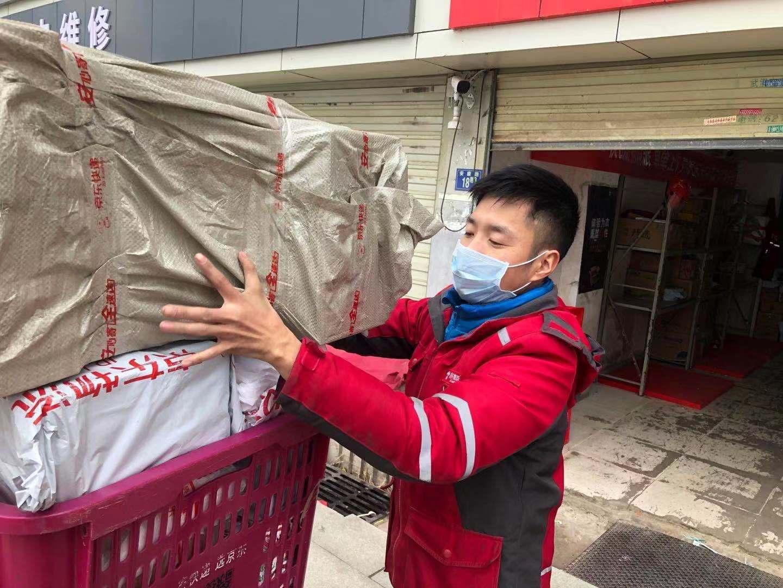 """""""封城""""之下:物流铁军疾行考-一定牛快三app平台官网下载"""