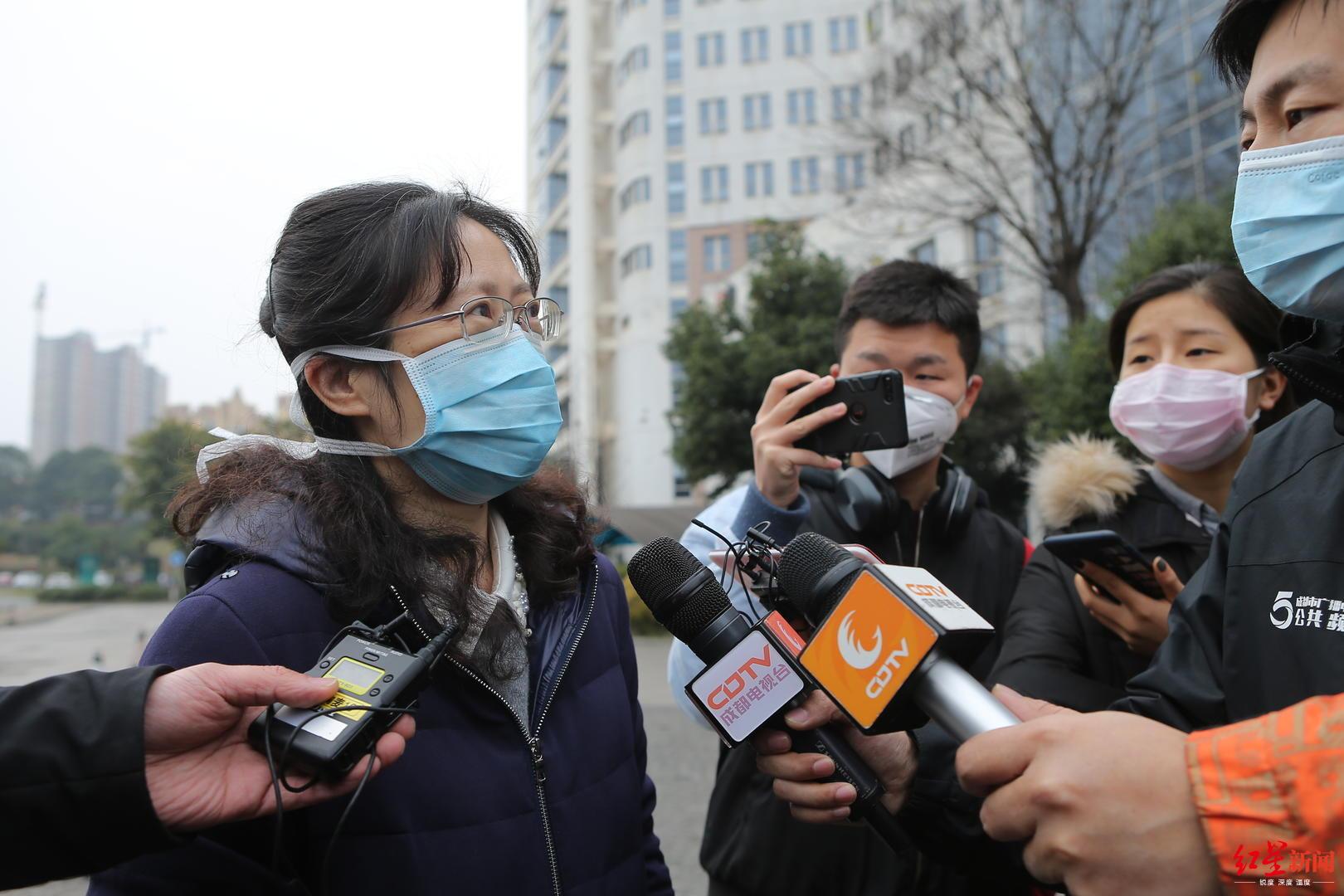 四川首例新型冠状病毒感染的肺炎病例治愈