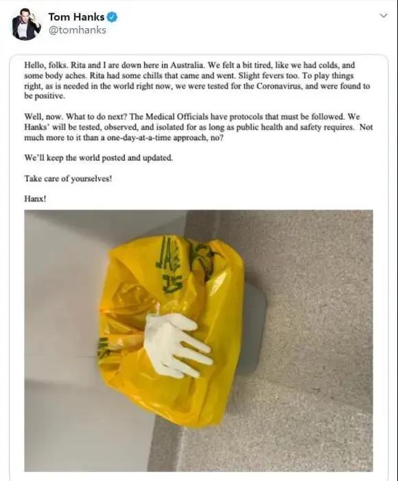 """金华装饰网:汤姆·汉克斯匹俦确诊新冠肺炎、007""""无暇上映""""…全球电影业还要损失几何?"""
