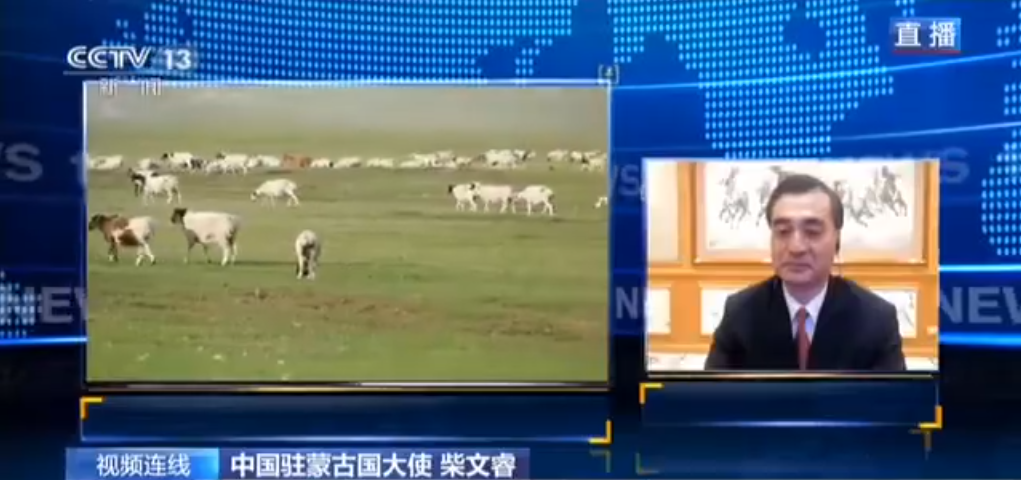 《【摩登2平台官网】蒙古国送的3万只羊,到中国就会变成羊肉!愿献给湖北人民》