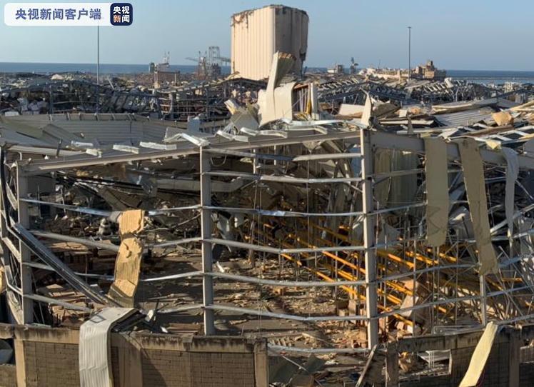 <b>贝鲁特爆炸后续:黎海关关长被逮捕,7万多人失业,约10万儿童受严重影响</b>