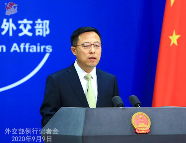 """外交部发言人驳斥美官员""""中国不允许美国记者返华""""言论:哪个美国记者返回中国受到影响了?"""