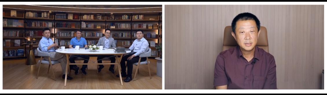 《【摩登2注册平台】张磊对话张勇:把海底捞做大,是为了让员工买得起房》