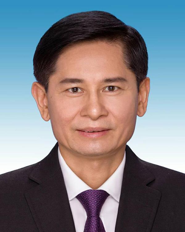 《【摩登2网上平台】蓝天立同志任广西壮族自治区党委常委、副书记》