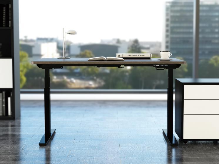 升降桌该怎么选? 一文了解智能电动升降桌产业链现状