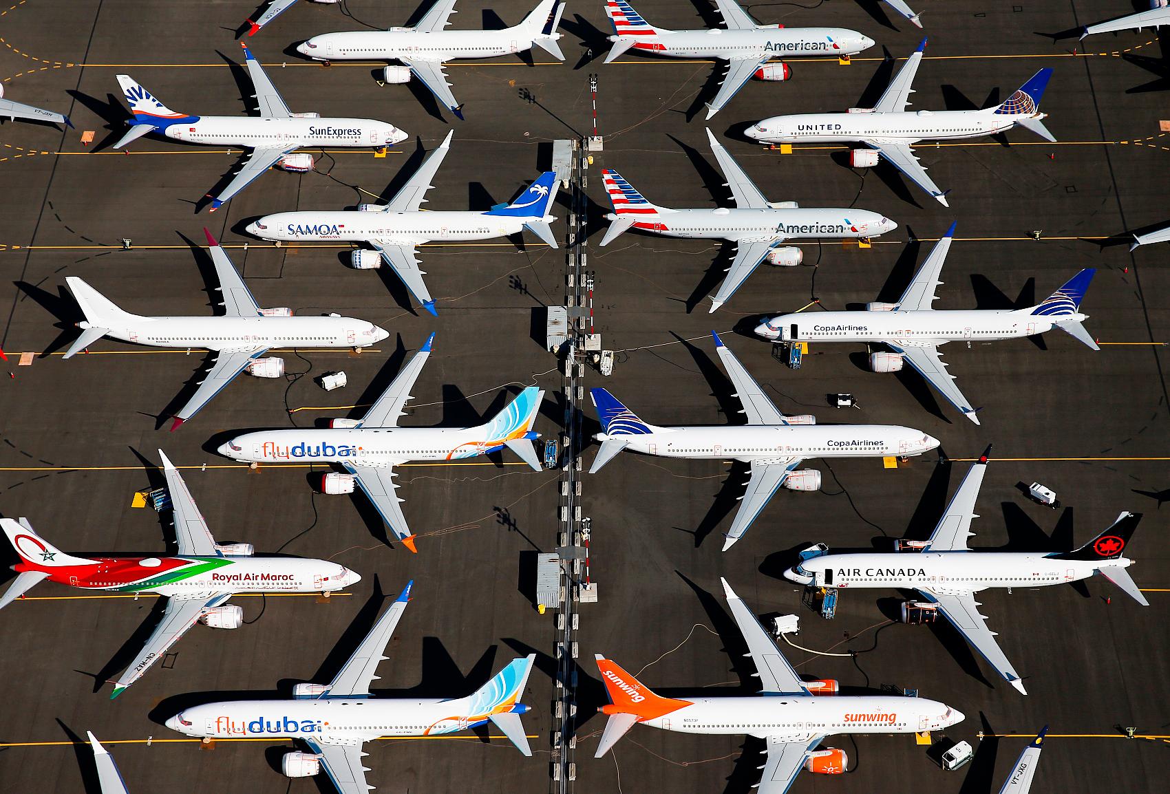 航空 公司 接收